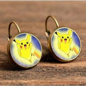 Pokémon earrings